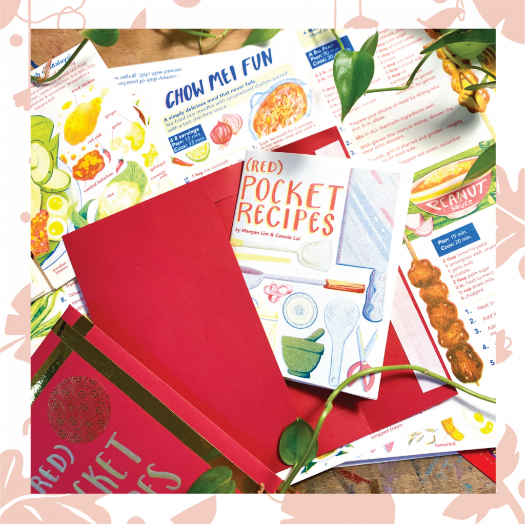 Meegan Lim (Red Pocket Recipes)