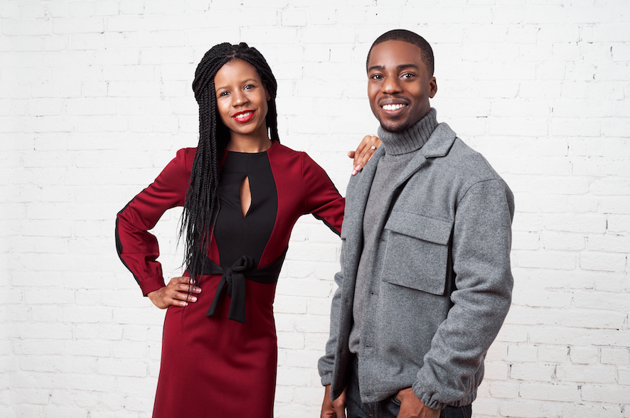 Bay Mills Investment Group Melissa Allen and Sheldon James