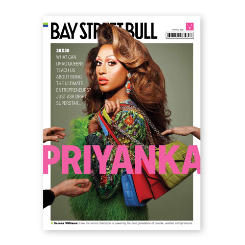 Priyank, Drag Queen Cover