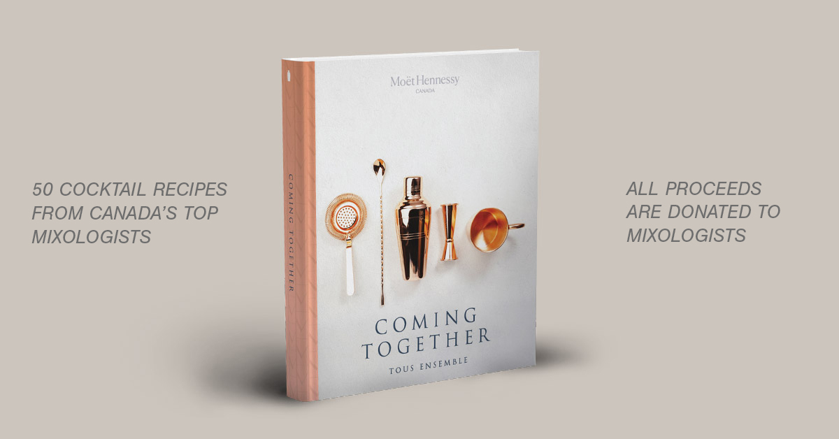 Coming Together cocktail book